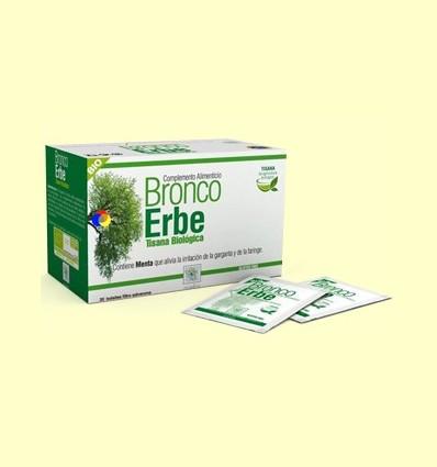 BroncoErbe Tisana - Noefar - 20 bossetes filtre