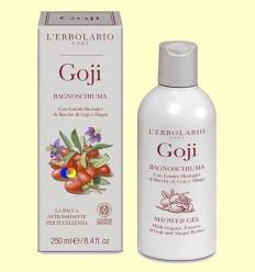 Gel de bany Goji - L'Erbolario - 250 ml
