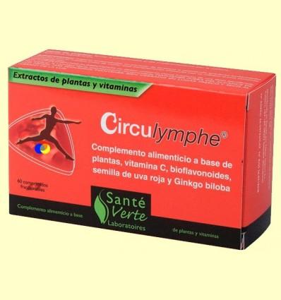 Circulymphe - Cames lleugeres - sant Veure't - 60 comprimits