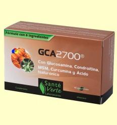 GCA 2700 - Articulacions - sant Veure't - 60 comprimits