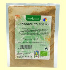 Gingebre en pols Ecològic - BioSpirit - 15 grams *