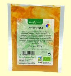 Cúrcuma Ecològic - BioSpirit - 20 grams