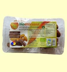 Galetes integrals Ecològiques amb Ametlla i Llavors de Xocolata - El Forn Natural - 130 grams