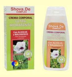 Crema Corporal Ultra Hidratant - Shova.De - 250 ml