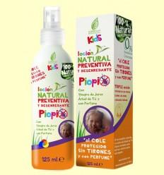 Loció desenredant Preventiva Anti Insectes Piopio - Sanasur - 125 ml + *