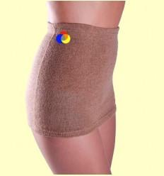 Cinturó lumbar terapèutic de llana de camell 100% - Bohema - Talla M