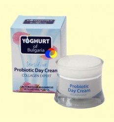 Crema Avançada de Dia amb Col·lagen i Probiòtics de Iogurt - Iogurt de Bulgària - 50 ml