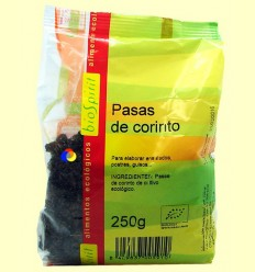 Panses de Corint Bio - BioSpirit - 250 grams
