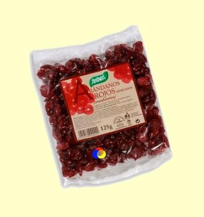 Nabius Vermells dessecats - Santiveri - 125 grams
