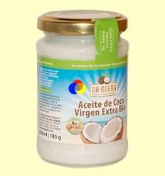 Oli de Coco Verge Extra Bio - Dr Goerg - 200 ml
