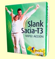 Slank Sacia T3 Triple Acció - Espadiet - 45 càpsules