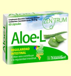 Zentrum Aloe - L - Regulador intestinal - Ynsadiet - 60 càpsules