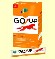 Go Up - Energètic - Laboratoris Esi - 16 sobres bevibles