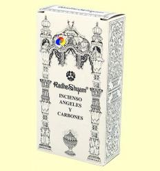 Encens Àngels i Carbons - Radhe Shyam - 50 g + 10 unitats