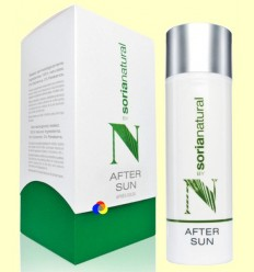 After Sun - Cosmètica Solar - Soria Natural - 150 ml