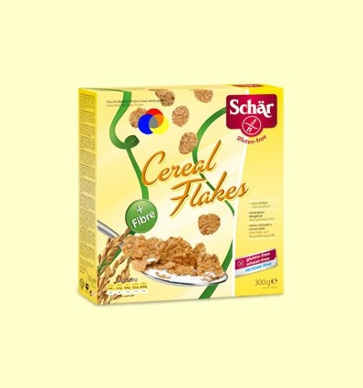 Cereal Flakes Sense Gluten - Schär - 300 grams