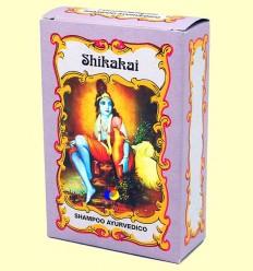 Shikakai Xampú Ayurvedic - Radhe Shyam - 100 grams