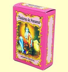 Fustes de Panamà Xampú Vegetal - Radhe Shyam - 100 grams