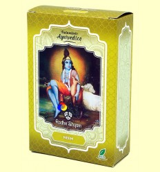 Neem Tractament Capilar Ayurvèdic - Radhe Shyam - 100 grams