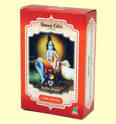 Henna Coure Natural Pols - Radhe Shyam - 100 grams