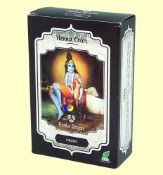 Henna Negre Pols - Radhe Shyam - 100 grams