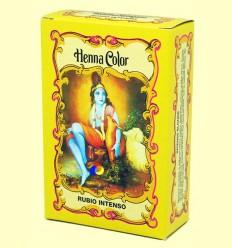 Henna Rubio Intens Pols - Radhe Shyam - 100 grams