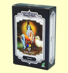 Henna Indigo Pols - Radhe Shyam - 100 grams