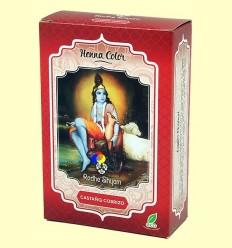 Henna castany rogenc Pols - Radhe Shyam - 100 grams