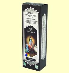Henna Negre Pasta - Radhe Shyam - 200 ml