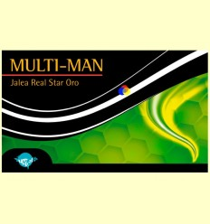 Multi Man Gelea Star Or Home - Espadiet - 20 vials