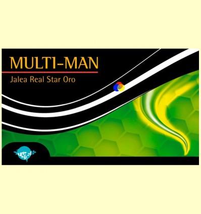 Multi Man Gelea Star Or Home - Espadiet - 20 vials