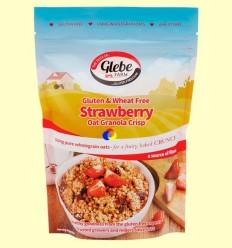 Granola Cruixent Sense Gluten amb Maduixes - Glebe Farm - 325 grams