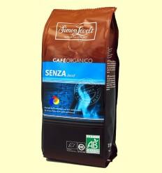 Cafè Mòlt Orgànic Senza Descafeïnat - Simon Levelt - 250 grams