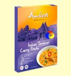 Pasta Indi de curri Tandoori - Amaizin - 80 grams