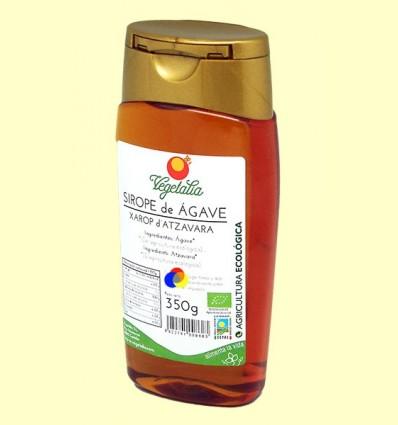 Xarop d'Atzavara Ecològic - Vegetalia - 350 grams
