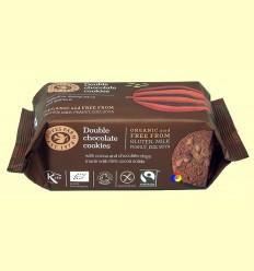 Galetes amb doble Xocolata Sense Gluten - Doves Farm - 180 grams