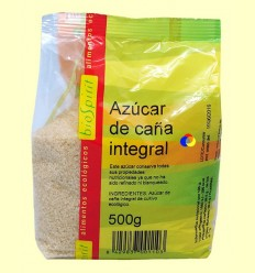 Sucre de Canya Integral Bio - BioSpirit - 500 grams