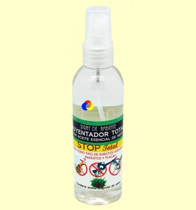 OFERTA-20% - Spray d'Ambient Repelent, Repelent i Anti-Mosquits - Aromalia - 100 ml