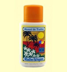 OFERTA-30% - Oli Protector Solar monoi de Tahiti Factor 4 - Radhe Shyam - 150 ml