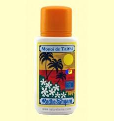 Oli Protector Solar monoi de Tahiti Factor 15 - Radhe Shyam - 150 ml