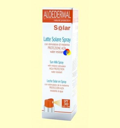 Llet Solar Spray Aloedermal SPF30 - ESI Laboratoris - 150 ml