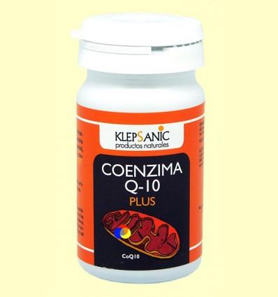 Coenzim Q-10 Plus 700 mg - Antioxidant Natural - Klepsanic - 60 càpsules