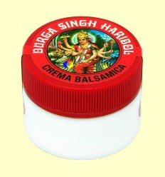 Crema balsàmica Durga Singh Haribol - Radhe Shyam - 15 ml