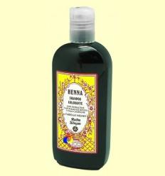 Xampú Colorant Cabell Negre - Radhe Shyam - 250 ml