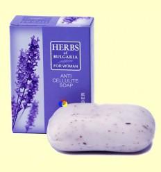 Sabó Anticel·lulític - Lavanda - 100 grams