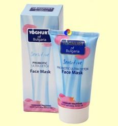 Mascareta Facial detoxificant Ultra amb Probiòtic - Iogurt de Bulgària - 150 ml