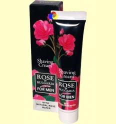 Crema d'Afaitar - Rose of Bulgària - 50 ml