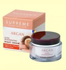 Crema de Nit Ultra Regenerant Oli d'Argan - Supreme - 50 ml