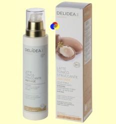 Llet Tònica Desmaquilladora amb Argan & Dàtil - Delidea - 200 ml