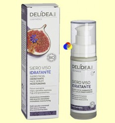 Sèrum facial antiarrugues - Delidea - 30 ml